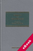Cover of Chitty on Contracts 32nd ed: Volume 1 General Principles (eBook)