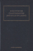 Cover of Scrutton on Charterparties and Bills of Lading