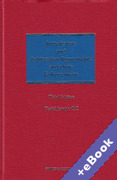 Cover of Jurisdiction and Arbitration Agreements and their Enforcement (Book & eBook Pack)