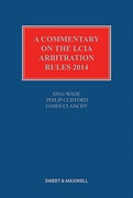 Cover of A Commentary on the LCIA Arbitration Rules 2014