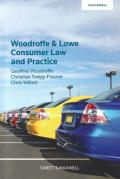 Cover of Woodroffe and Lowe's Consumer Law and Practice
