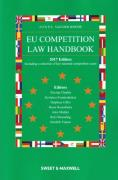 Cover of EU Competition Law Handbook 2017