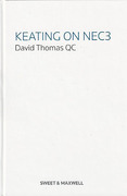 Cover of Keating on NEC3