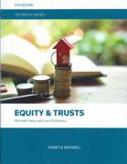 Cover of Textbook: Equity & Trusts