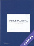 Cover of Merger Control: A Global Guide From Practical Law (Book & eBook Pack)