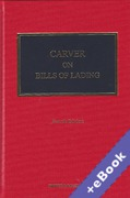 Cover of Carver on Bills of Lading (Book & eBook Pack)