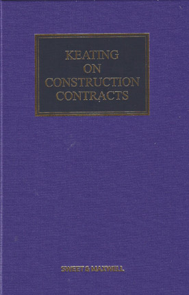 keating on construction contracts pdf