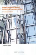 Cover of Student Edition: Principles of Corporate Insolvency Law