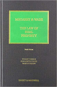 Cover of Megarry & Wade: The Law of Real Property