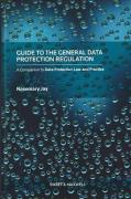 Cover of Guide to the General Data Protection Regulation and the UK Data Protection Act 2018