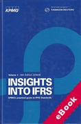 Cover of Insights into IFRS: KPMG's Practical Guide to International Financial Reporting Standards (eBook)