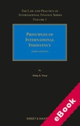 Cover of Principles of International Insolvency 3rd ed: Volume 1 (eBook)