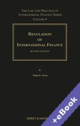 Cover of Regulation of International Finance 2nd ed: Volume 9 (Book & eBook Pack)