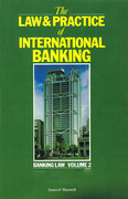 Cover of Law and Practice of International Banking