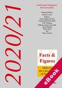 Cover of Facts & Figures 2020/21: Tables for the Calculation of Damages (eBook)