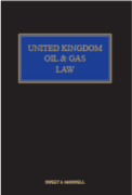 Cover of United Kingdom Oil and Gas Law Looseleaf