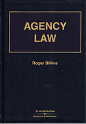 Cover of Agency Law Looseleaf