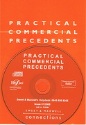 Cover of Practical Commercial Precedents CD Service: Full Text & Precedents - Single User