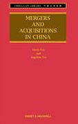 Cover of Mergers and Acquisitions in China