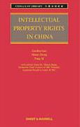 Cover of Intellectual Property Rights in China
