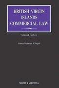 Cover of British Virgin Islands Commercial Law