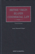 Cover of Harney Westwood & Riegels: British Virgin Islands Commercial Law
