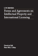 Cover of Forms and Agreements on Intellectual Property and International Licensing Looseleaf