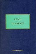 Cover of Gammie and de Souza: Land Taxation Looseleaf