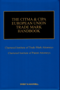 Cover of The CITMA & CIPA European Union Trade Mark Handbook Looseleaf