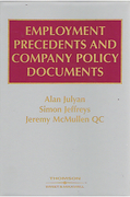 Cover of Employment Precedents and Company Policy Documents Looseleaf