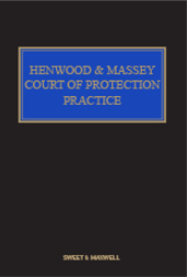 Cover of Heywood and Massey: Court of Protection Practice Looseleaf
