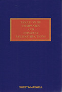 Cover of Taxation of Companies and Company Reconstructions Looseleaf
