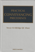 Cover of Practical Conveyancing Precedents Looseleaf