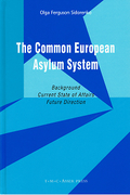 Cover of The Common European Asylum System: Background, Current State of Affairs, Future Direction