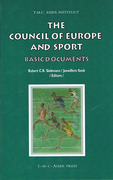 Cover of The Council of Europe and Sport: Basic Documents
