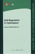 Cover of Self-Regulation in Cyberspace