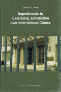 Cover of Impediments to Exercising Jurisdiction over International Crimes