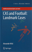 Cover of CAS and Football: Landmark Cases