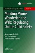 Cover of Minding Minors Wandering the Web: Regulating Online Child Safety