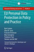 Cover of EU Personal Data Protection in Policy and Practice