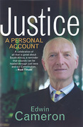 Cover of Justice: A Personal Account (eBook)