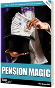 Cover of Pension Magic 2016/17