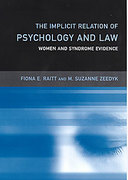 Cover of Women, Psychology and Law