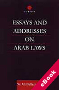 Cover of Essays and Addresses on Arab Laws (eBook)
