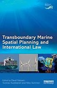 Cover of Transboundary Marine Spatial Planning and International Law