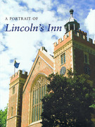 Cover of A Portrait of Lincoln's Inn