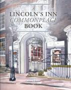 Cover of A Lincoln's Inn Commonplace Book