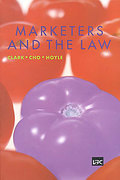 Cover of Marketers and the Law