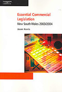 Cover of Essential Commercial Legislation NSW
