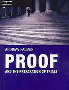 Cover of Proof and the Preparation of Trials